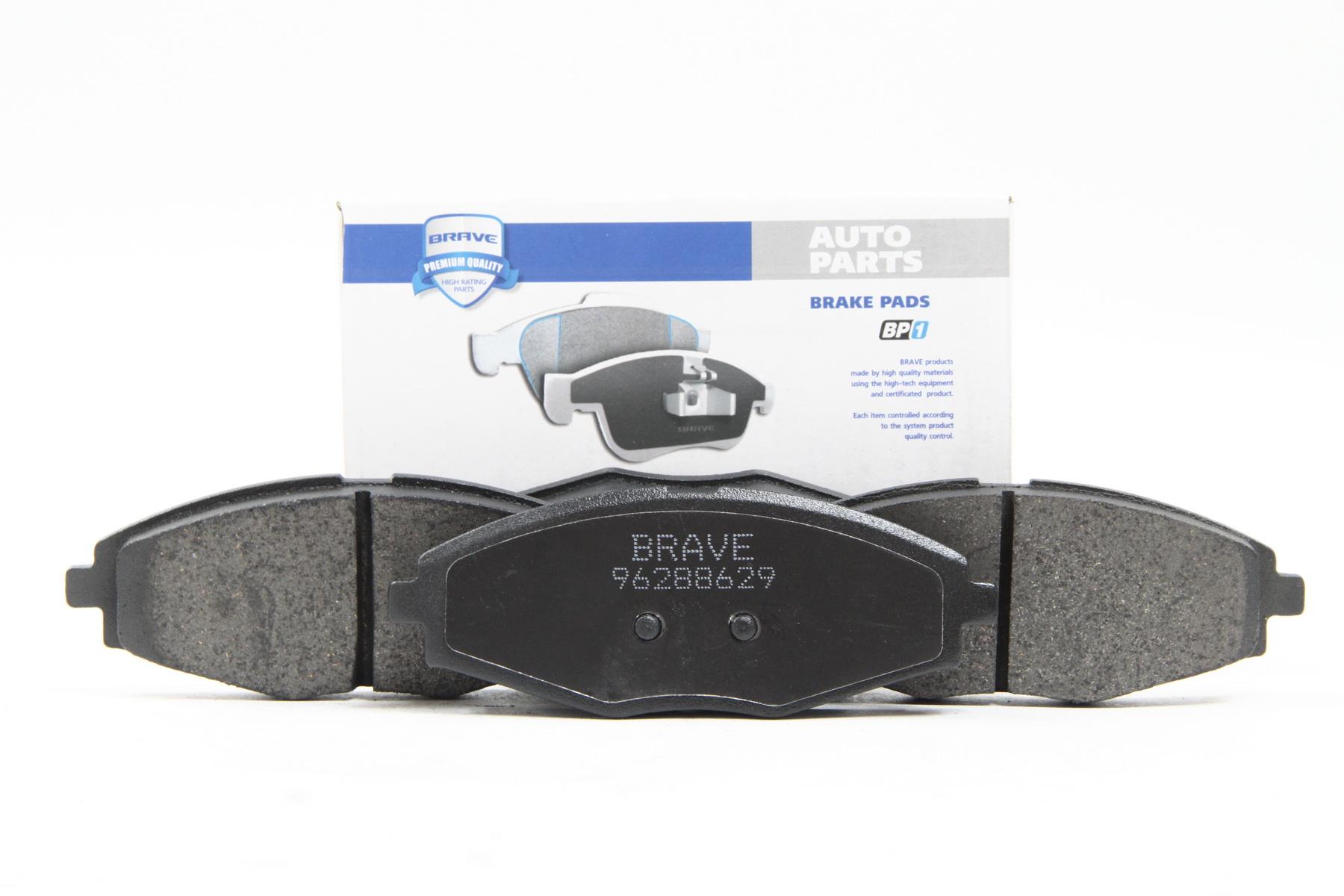 Тормозные колодки Brave BR.BP.1.4 nexia matiz