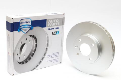 Тормозные диски brave для lacetti BR.BD.1.5